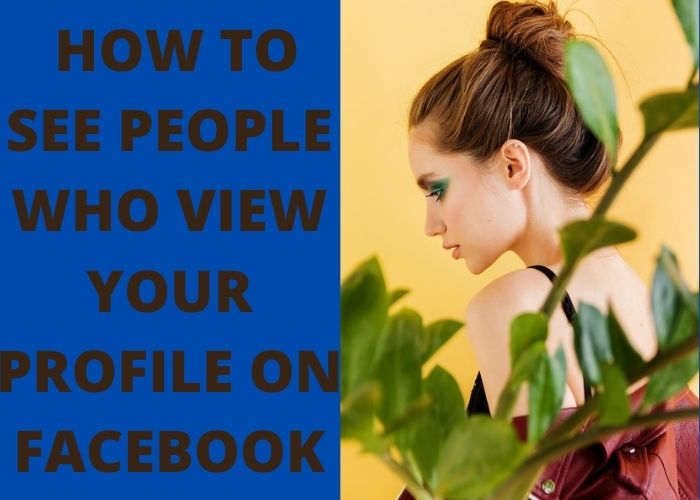 HOW TO SEE PEOPLE WHO VIEW YOUR PROFILE ON FACEBOOK