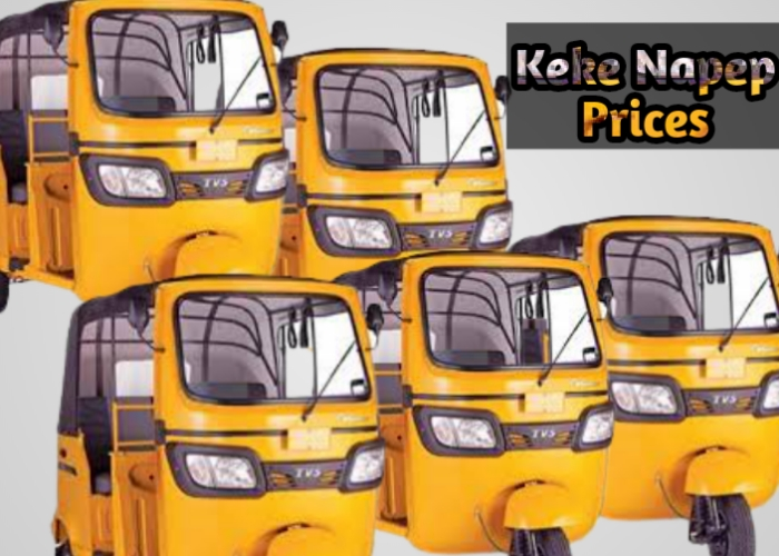 Current Prices of Keke Napep In Nigeria 2021